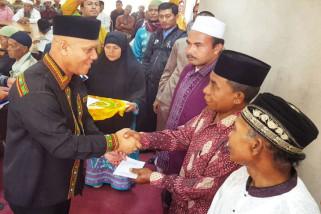 Bupati instruksikan DSI selenggarakan lomba pengelolaan masjid