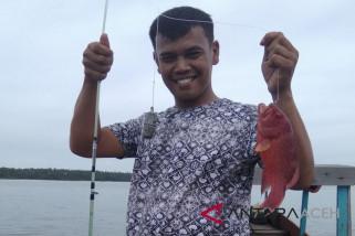 Pemancing mania ramaikan perairan Pulau Banyak