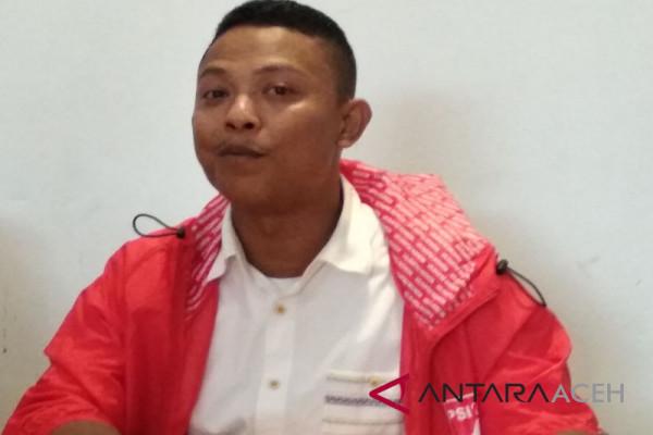 PSI target tiga kursi DPRK Banda Aceh