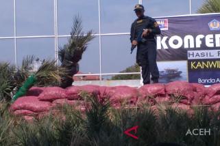Bea Cukai gagalkan penyeludupan belasan ton bawang merah