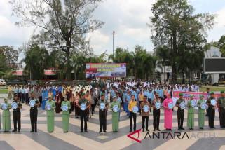 Pangdam hadiri ikrar pelajar Langsa