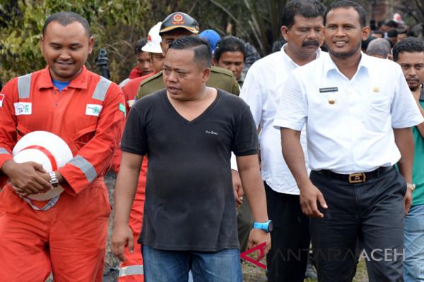 Bupati: penyulingan minyak ilegal harus tutup