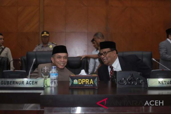 Gubernur siap tanggapi hak interpelasi DPRA
