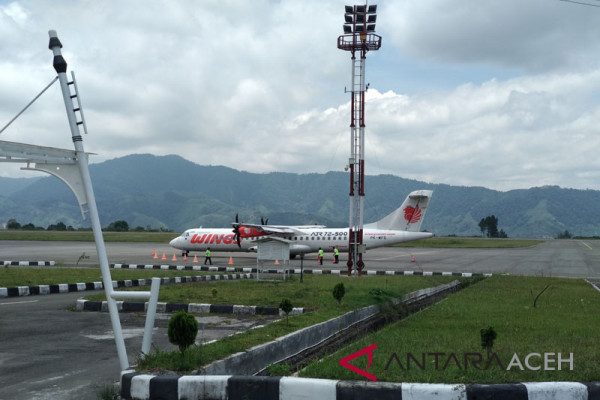 Wings Air batal mendarat di Sabang