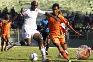 Aceh United tahan imbang Persibat Batang