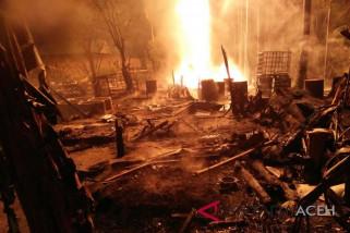 18 orang meninggal akibat ledakan sumur minyak