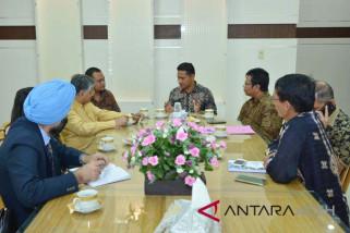 Sabang jalin kerjasama dengan india