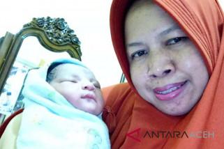 Seorang Ibu tinggalkan bayinya ditempat persalinan
