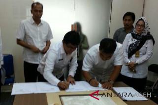 DRKA tandatangani kerjasama dengan 3 SKPA