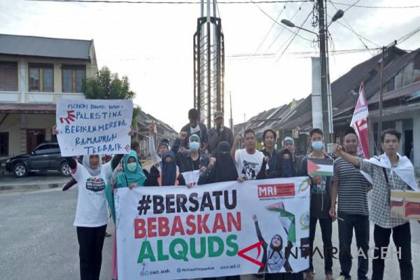 Pemuda imbau muslim dunia bersatu bela Alquds