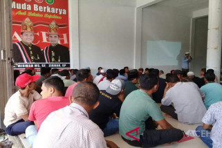 140 saksi paslon Aceh Selatan ikut bimtek