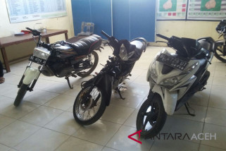 Polisi Tamiang bekuk pencuri spesialis sepeda motor