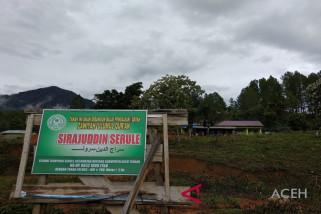 Masyarakat Kampung Serule Aceh Tengah dirikan pesantren
