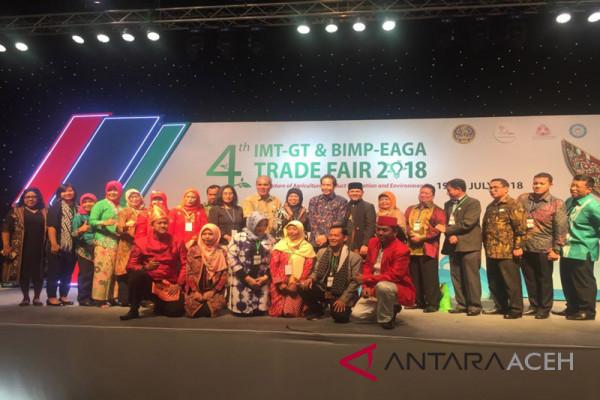 Aceh Besar tampil di pameran IMT-GT di Thailand