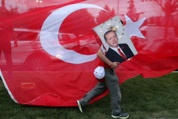 Erdogan tak gentar ancaman sanksi AS