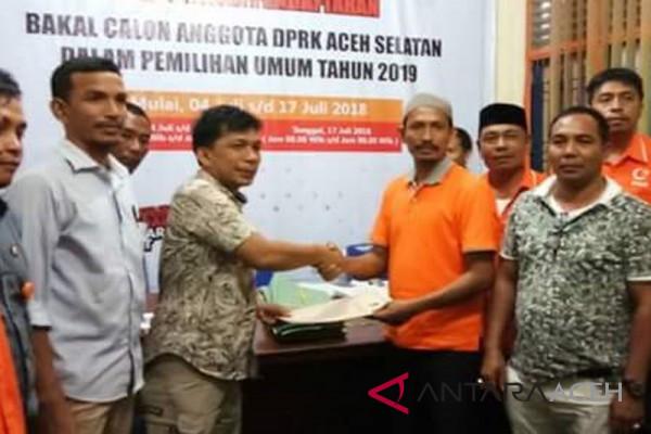 Partai Garuda tidak daftarkan bacaleg di Aceh Selatan
