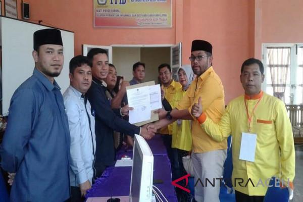 Dua Parnas Aceh Barat tidak daftarkan bacaleg
