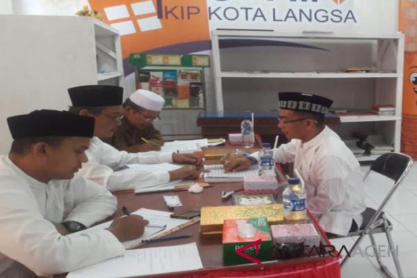 Ratusan Bacaleg uji mampu baca Quran