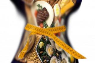 Protein tinggi bisa turunkan berat badan
