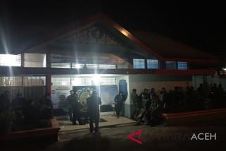 Para tahanan rutan takengon protes aturan diperketat