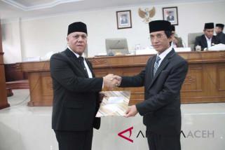 DPRK setujui pertanggungjawaban APBK Aceh Tengah