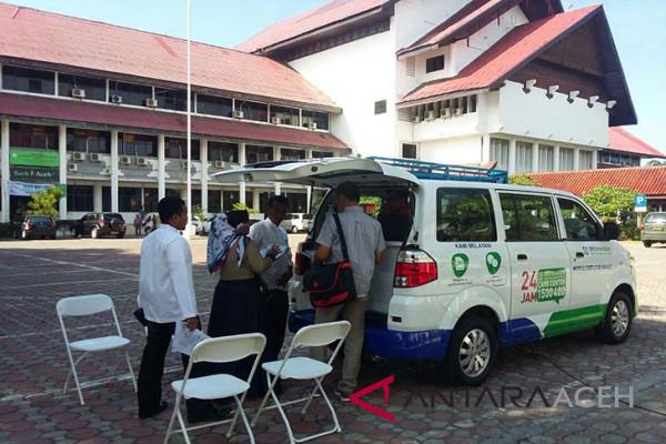 BPJS Kesehatan Banda Aceh operasikan mobil keliling