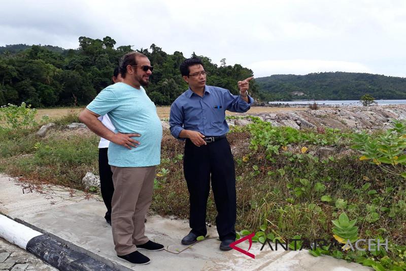 Aceh Barat terima delegasi investor Korea