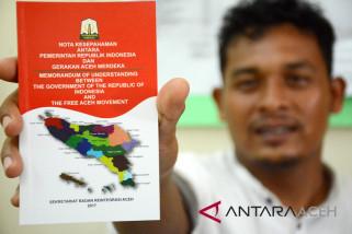 Dewan ajak mantan GAM rawat damai Aceh