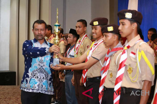 SMKN Taman Fajar Aceh Timur boyong tujuh medali emas