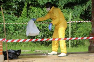 Wabah baru Ebola muncul di kawasan timur Kongo