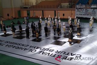 Dispora tampilkan catur budaya di ajang PKA