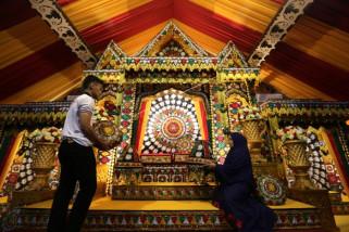 Anjungan PKA Banda Aceh sediakan panggung seni