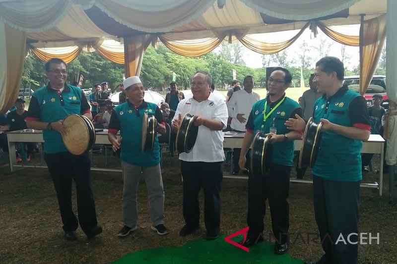 Rektor Unsyiah buka Kejurnas petanque
