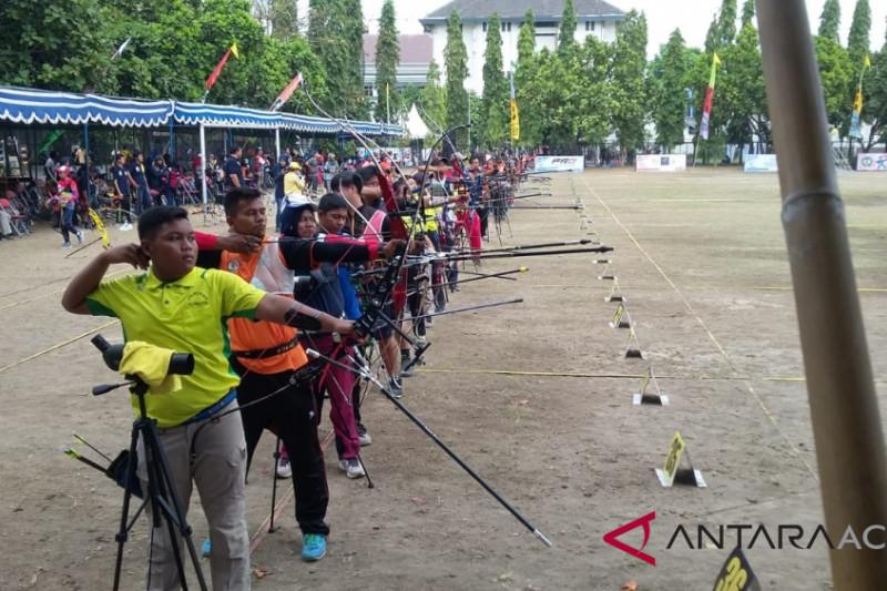 Sepuluh pemanah Aceh tampil di Yogyakarta