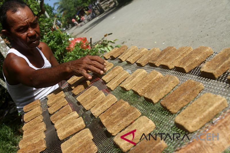 Produsen terasi udang Aceh Barat butuhkan bantuan