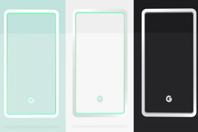 Google ungkap varian warna Pixel 3