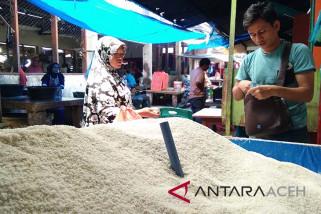 Harga beras melonjak di Kota Lhokseumawe
