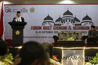 Ma'ruf Amin: santri harus pelajari pengetahuan umum
