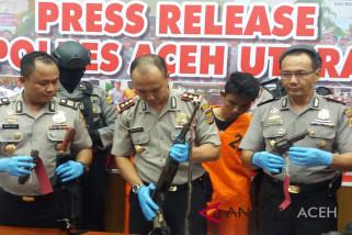 Polisi Aceh Utara yang dibunuh perompak ternyata ditembak