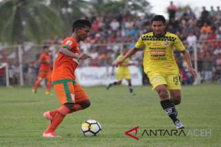 Aceh United tumbangkan Semen Padang