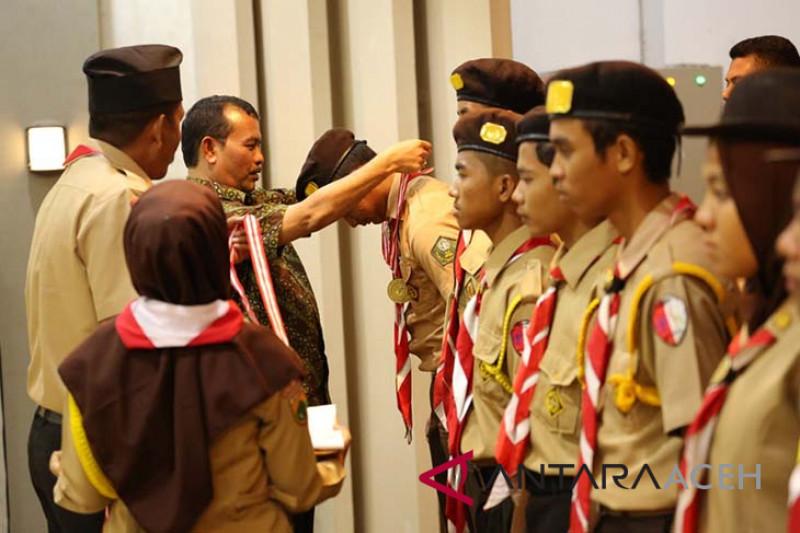 SMKN 1 Al Mubarkeya borong enam juara