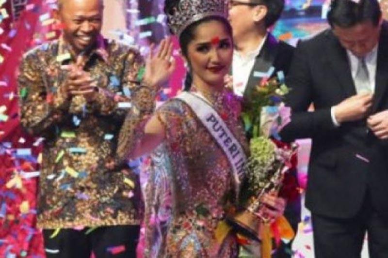 Kiat sehat dan cantik ala Putri Indonesia