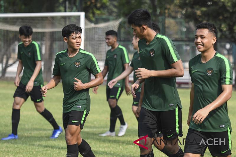 U-19 siapkan lima eksekutor tendangan bebas