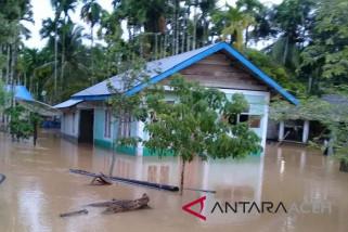 Ribuan jiwa terdampak banjir di Aceh Jaya