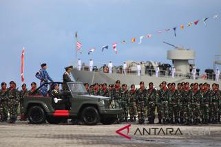 HUT TNI di Pulau Sabang