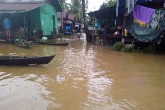 Puluhan gampong di Aceh Selatan direndam banjir