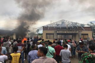 Aceh Tamiang kondusif pascapenyerangan kantor Polsek Bendahara