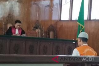 Ridwan dituntut hukuman mati