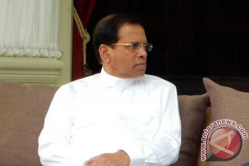 Presiden Sri Lanka bubarkan parlemen