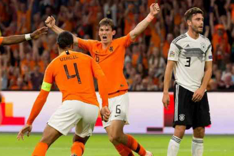 Gol-gol larut amankan tiket Belanda ke putran final Nations League